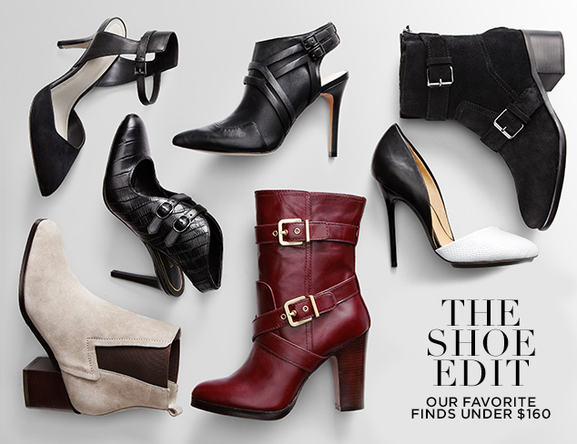 The Shoe Edit at MYHABIT