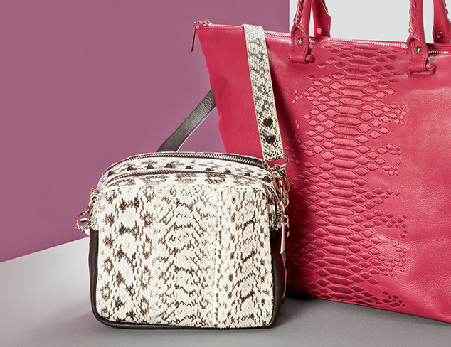 The Wild Side: Animal Print Handbags at MYHABIT