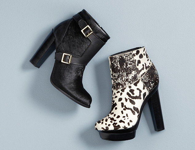 The Wild Side: Animal Prints & Fur Accents at MYHABIT