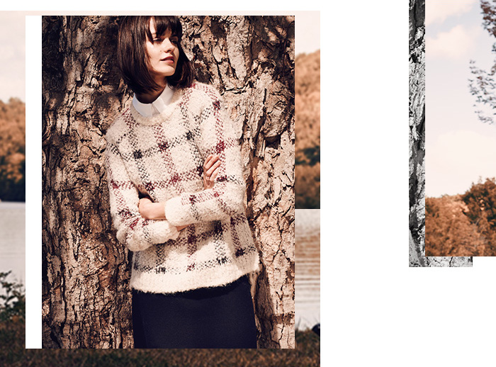 Theory Loryelle Innis P Sweater