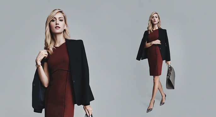 Thursday Style Sessions: Workwear at Gilt