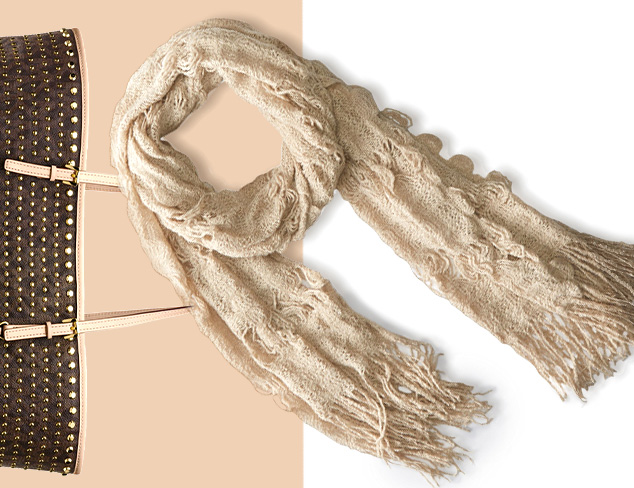 Toss It In Your Tote: Scarves at MYHABIT