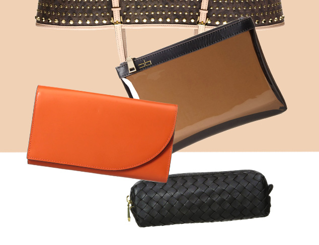 Toss It In Your Tote: Wallets & Cosmetic Cases at MYHABIT