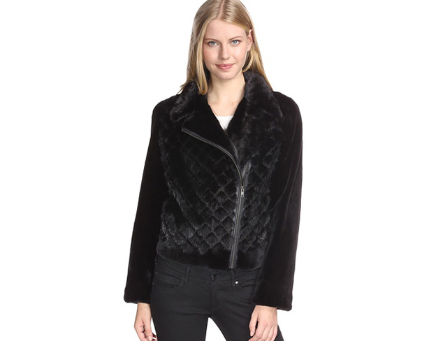 Treat Yourself: Luxe Outerwear at MYHABIT