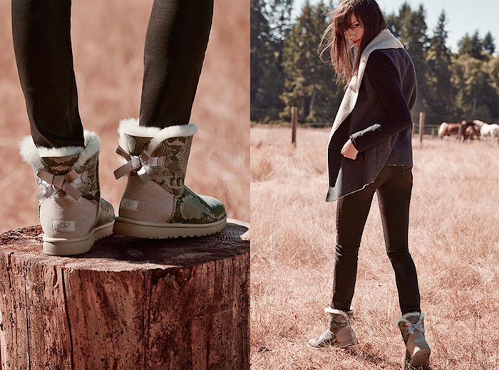Go Wild Special Collections Ugg Classic Fall 2014