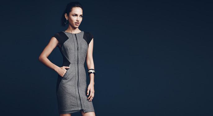 Ultra-Flattering Dresses at Gilt