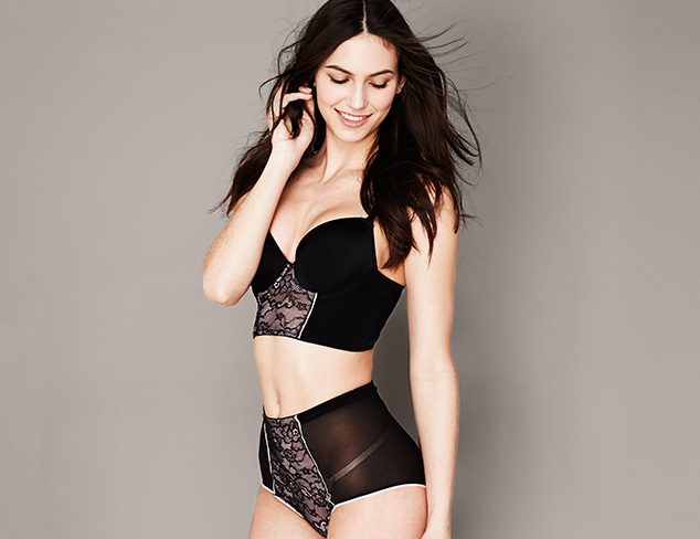 Underneath It All: Slips, Shapewear & Hosiery at MYHABIT