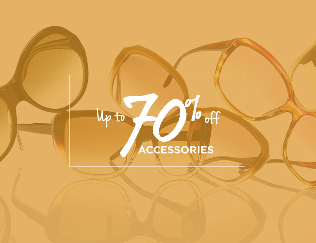 Up to 70% Off: Accessories at MYHABIT