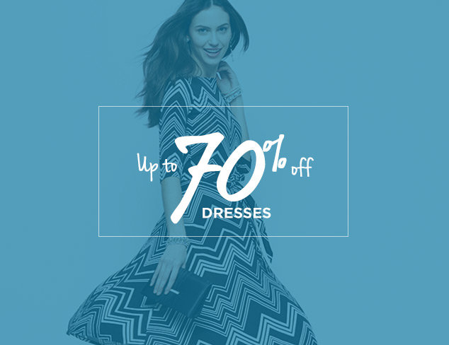 Up to 70% Off: Dresses at MYHABIT