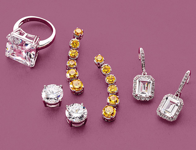 Up to 80% Off: CZ by Kenneth Jay Lane at MYHABIT