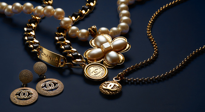 Vintage Chanel Jewelry: Madison Avenue Couture at Gilt