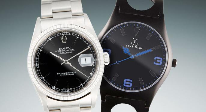 Watch Trend: Black Dials at Gilt