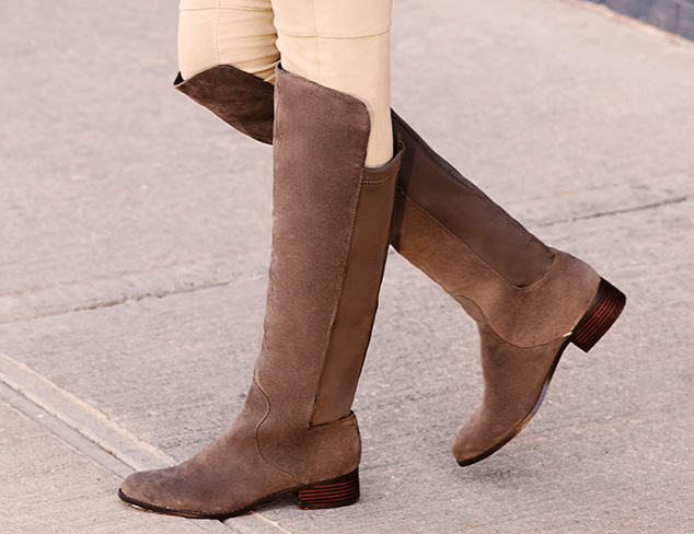Wear Everywhere: Flat Boots at MYHABIT