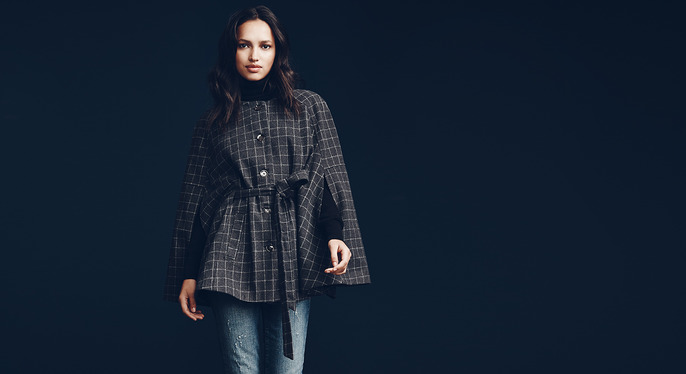 Wear-Now Layers Feat. Avaleigh at Gilt