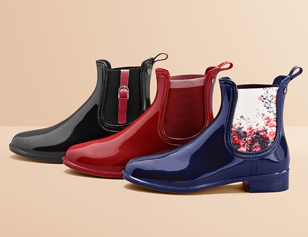 Weather Ready: Rainboots & More feat. Igor at MYHABIT