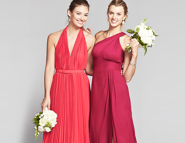 Wedding Ready: Bridesmaids' Dresses at MYHABIT