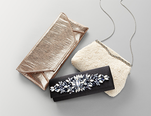 Wedding Ready: Clutches & Minaudières at MYHABIT