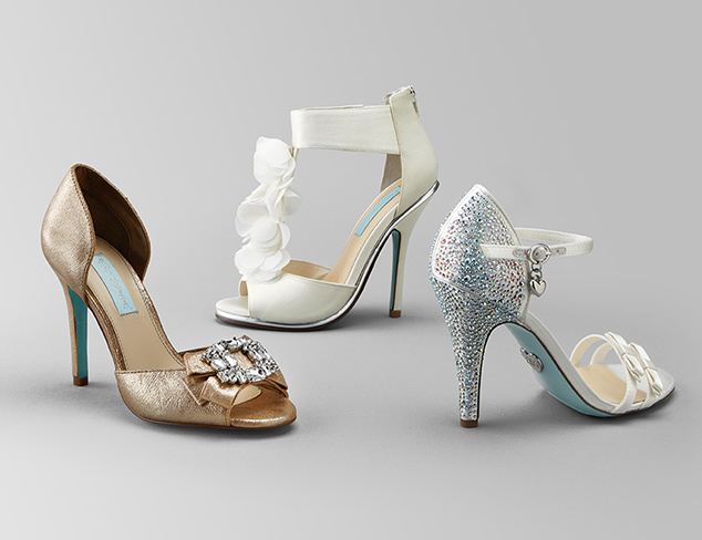 Wedding Ready: Evening Shoes at MYHABIT