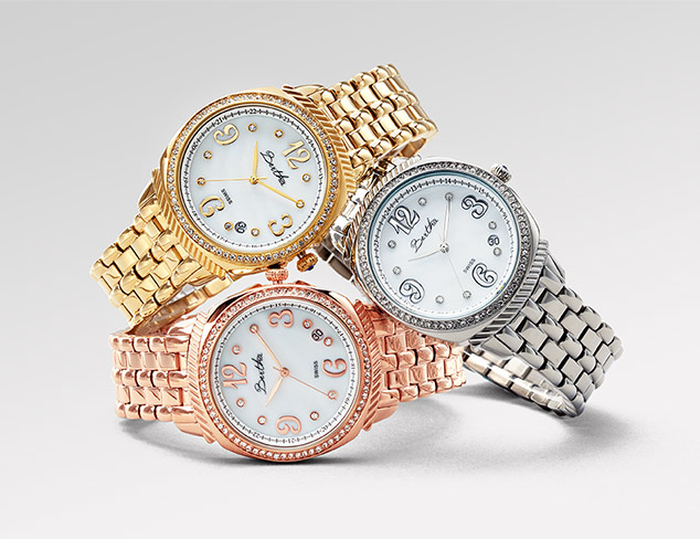 Wedding Ready: Watches for Stylish Guests at MYHABIT