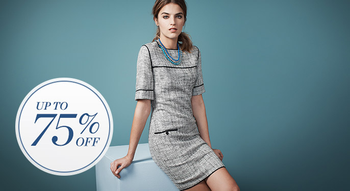 Work Wardrobe Staples: Up to 75% Off at Gilt