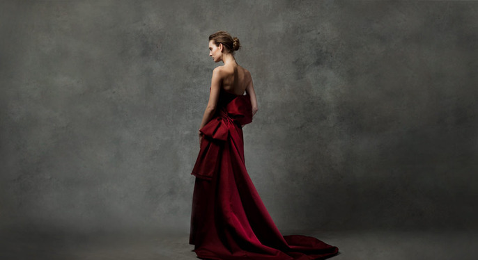 Wow Designer Gowns at Gilt
