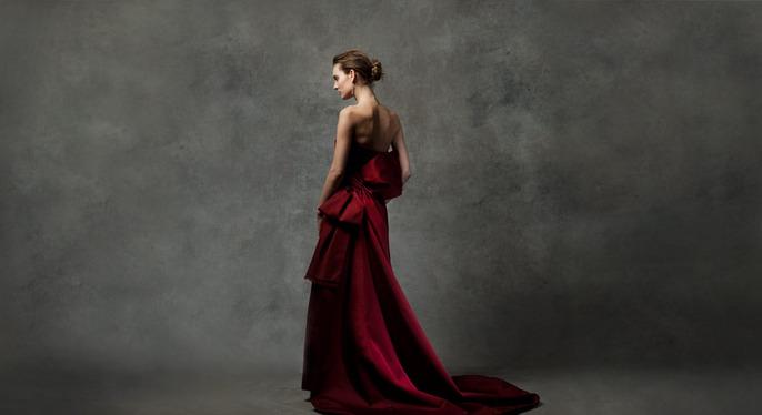 Wow Designer Gowns at Gilt