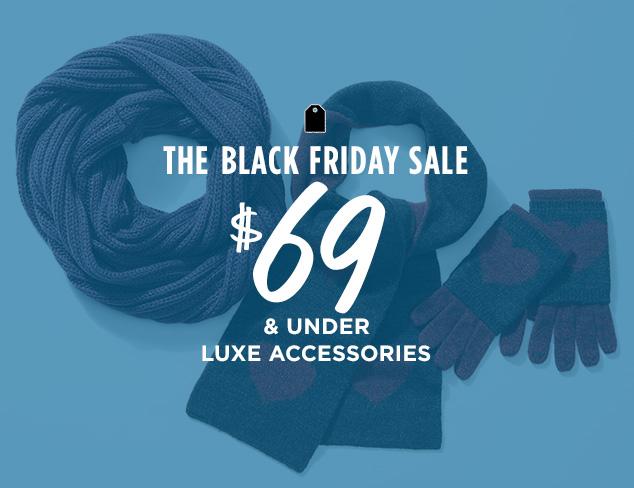 $69 & Under: Luxe Accessories at MYHABIT