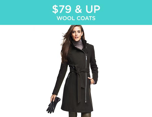 $79 & Up: Wool Coats at MYHABIT