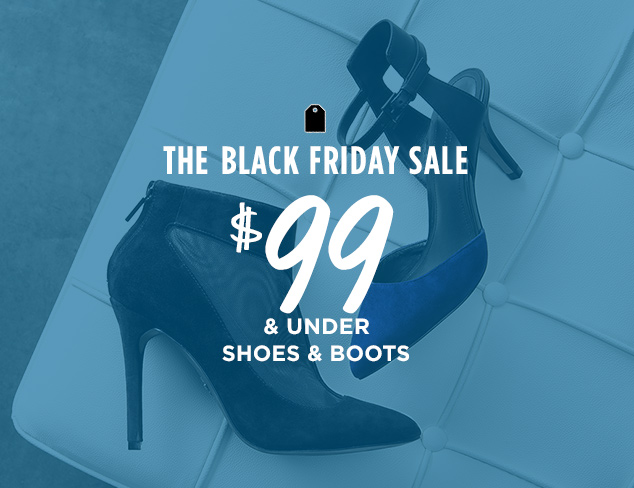 $99 & Under: Shoes & Boots at MYHABIT