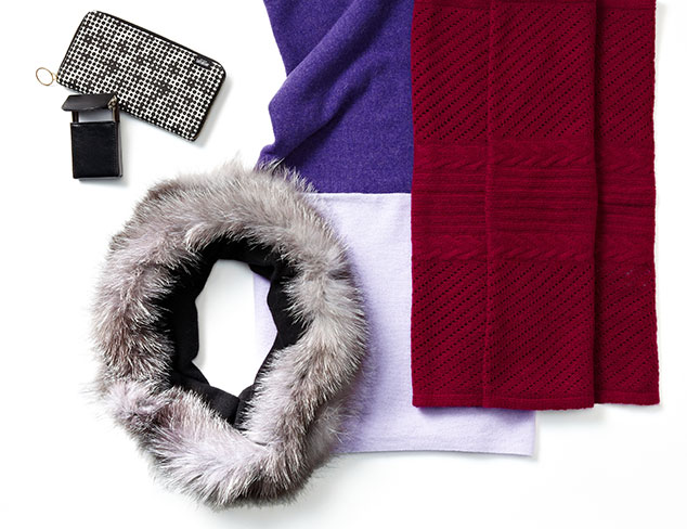 Accessory Favorites: Scarves to Wallets at MYHABIT