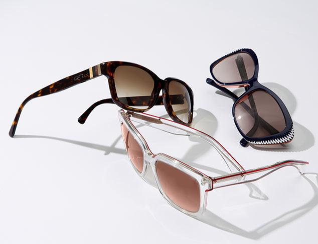 Alexander McQueen Sunglasses at MYHABIT