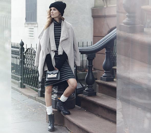 BB Dakota Liam Faux Fur Coat