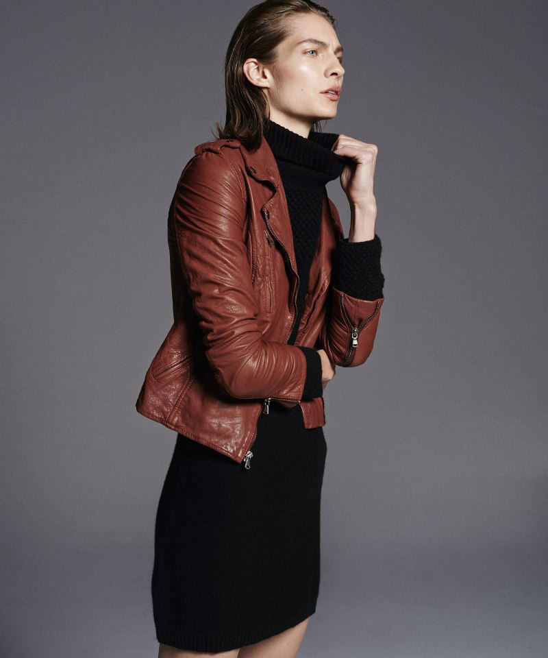 Barneys New York Moto Jacket