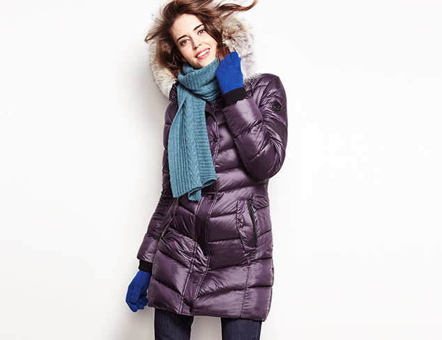 Beat the Chill: Parkas, Downs & Puffers at MYHABIT
