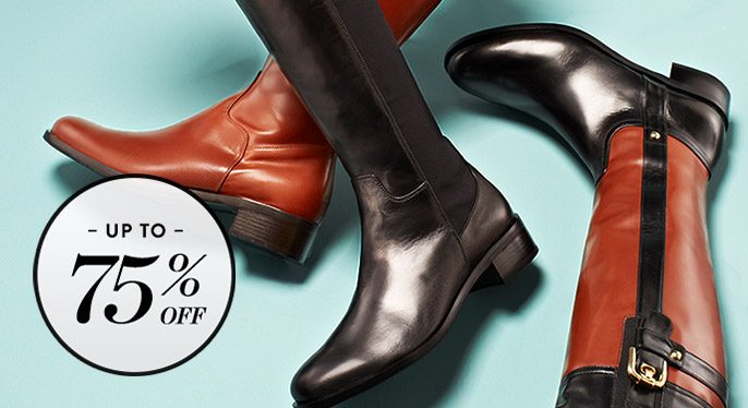 Boots You Need Now: Up to 75% Off at Gilt