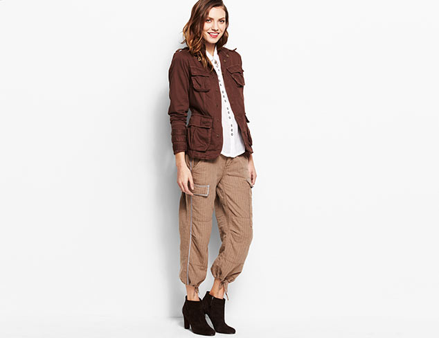 Casual Lifestyle: Cargos, Jackets & More at MYHABIT