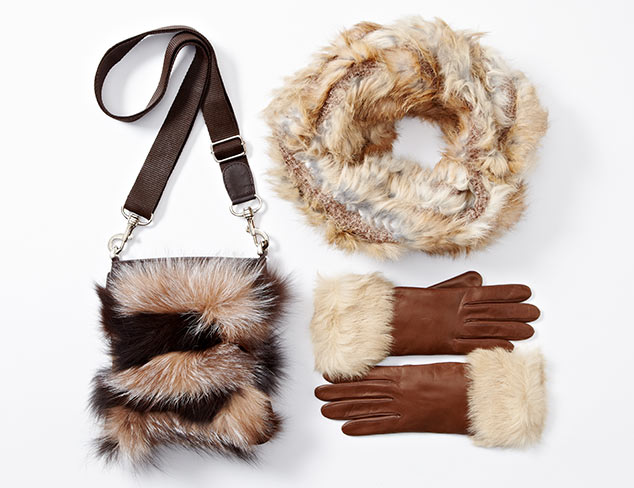 Chic in the Chill: Accessories feat. Love Token at MYHABIT