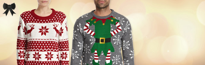Christmas Jumpers at Brandalley
