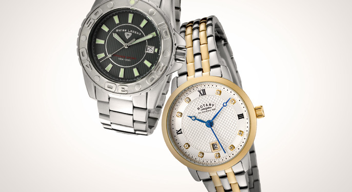 Classic Watches at Gilt