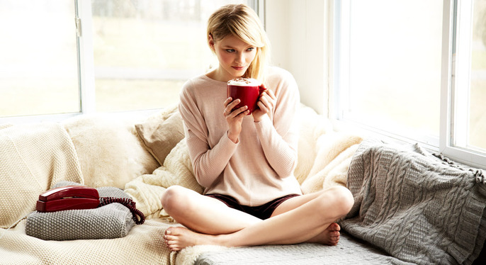 Cozy Weekend Obsessions at Gilt