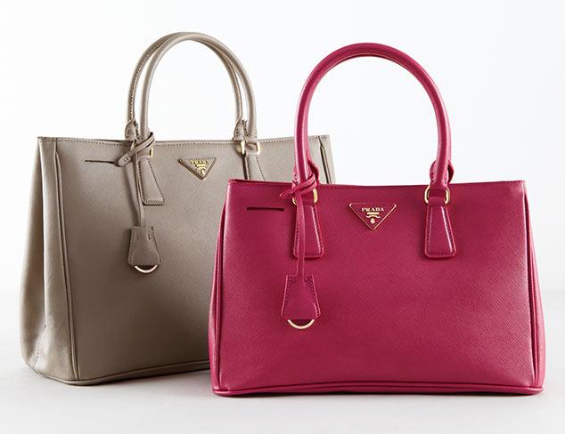Designer Handbags feat. Prada at MYHABIT