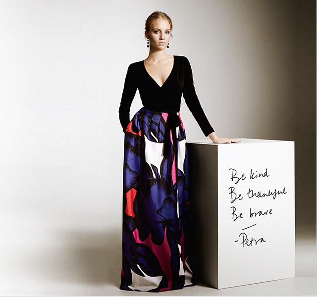 Diane von Furstenberg Kailey Dress