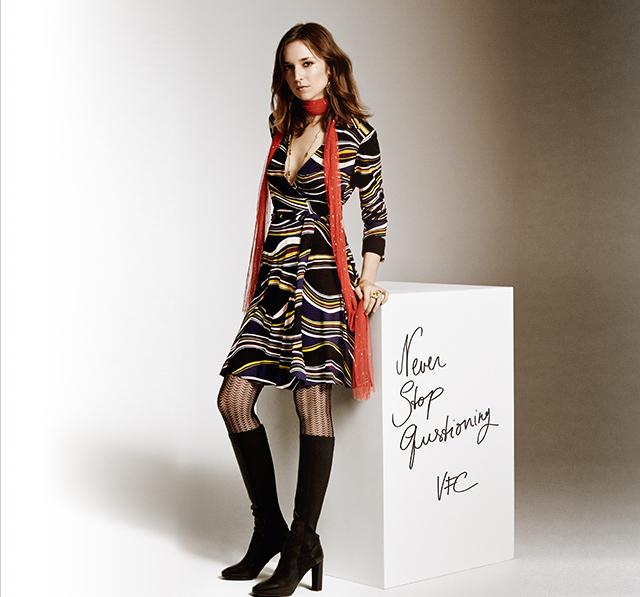 Diane von Furstenberg T72 Dress