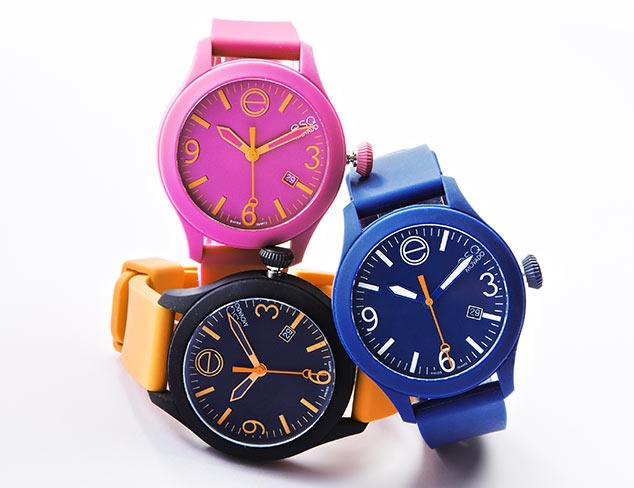 ESQ Movado Watches at MYHABIT