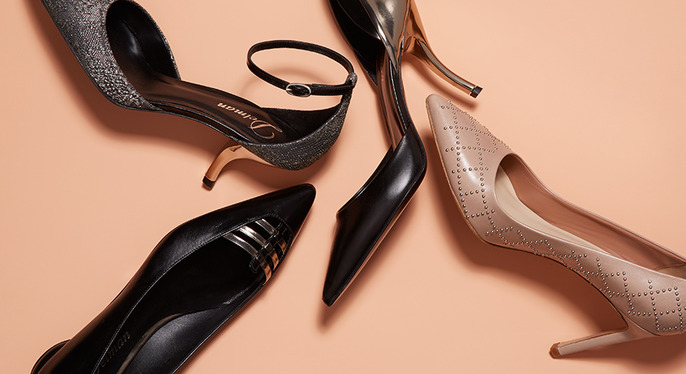 Fall Shoe Essentials Feat. Delman at Gilt