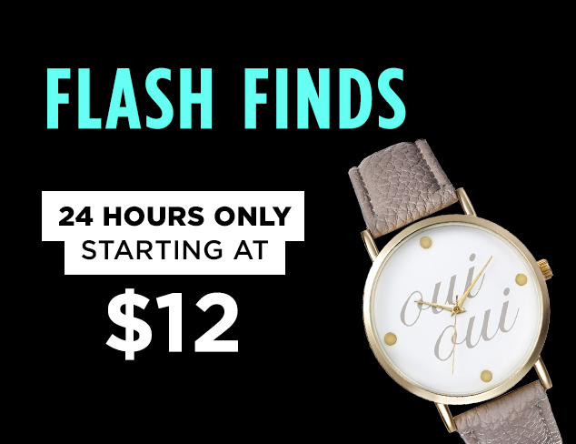 Flash Finds: Gifts $12 & Up at MYHABIT