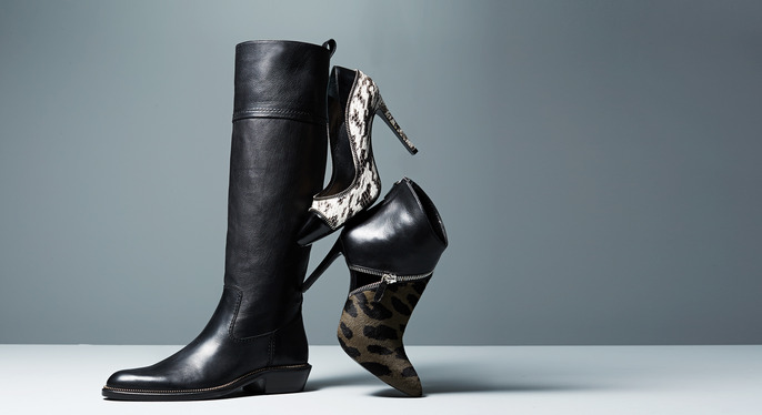 French Designer Shoes Feat. Barbara Bui at Gilt