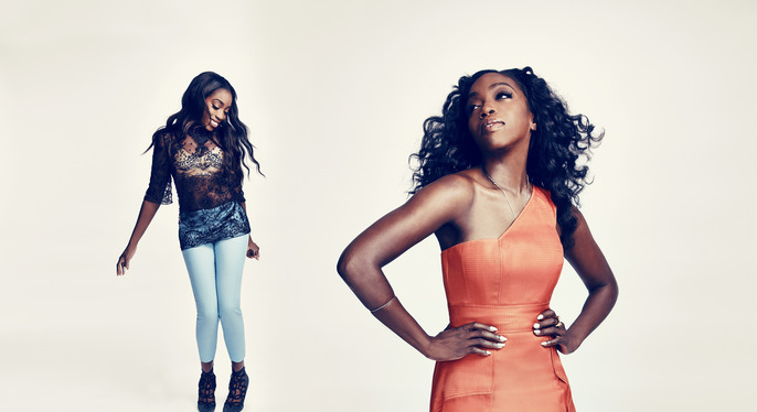 Get the Look: Estelle's New Album at Gilt