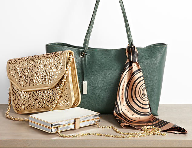 Ivanka Trump Handbags & Accessories at MYHABIT