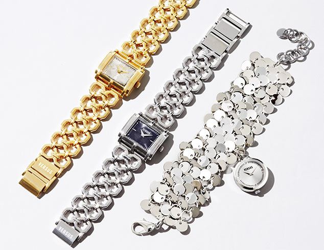 Jewelry-Inspired Watches at MYHABIT